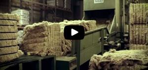 Výroba konopné izolace v Německu