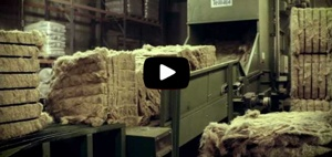 Výroba konopné izolace