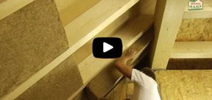 Zateplení střechy pomocí konopné izolace