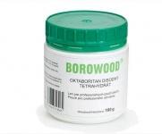 BOROWOOD borová sůl, ekologická impregnace dřeva / 100 g