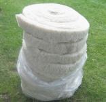 Izolační pásy z ovčí vlny 50x100x10000 mm