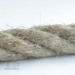 Přírodní těsnící lano pro spáry v roubenkách a srubech průměr 30 mm