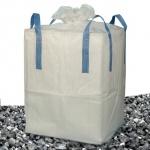 Pěnové sklo - izolace z recyklovaného skla - drť / štěrk big bag 1 m3