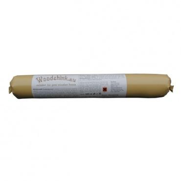 WOODCHINK tmel pro utěsnění spár roubenky, srubu 600 ml smrk / borovice