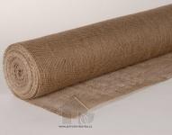 Jutová vyztužovací tkanina pro hliněnou omítku 120g/m