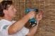 pripevneni rakosove rohoze na OSB desku pomoci vrutu s podlozkou
