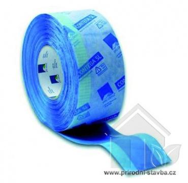 Dvouvrstvá napojovací páska na omítku s parobrzdnými vlastnostmi Contega SL 8,5 cm