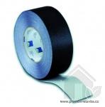 Černá univerzální lepící páska Tescon Invis, 6 cm