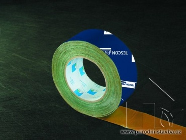 Rohová lepící páska Tescon Profil, 6 cm