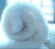 prirodni izolace ovci vlna detail rouna