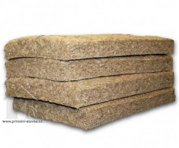 Lněná izolace NATURIZOL rohož 120x600x1200 mm