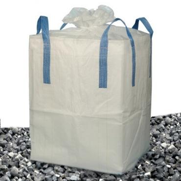 Pěnové sklo - izolace z recyklovaného skla - drť / štěrk big bag 1 m3 / frakce 0 - 63 mm